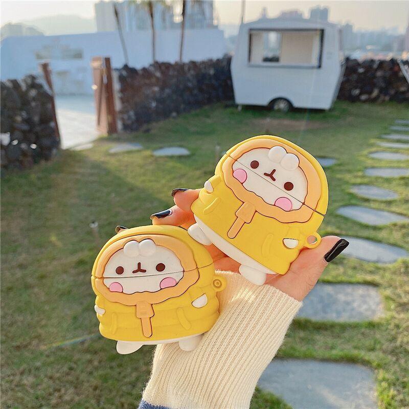 Tóc Tiên khiến fan cười xỉu khi mua vỏ AirPods mặt ếch vì thấy giống chồng, thích thì bạn sắm được chiếc y chang - Ảnh 6.