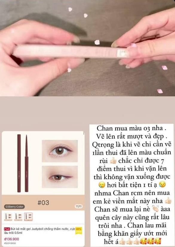 Xoài Non vừa mua cả loạt mỹ phẩm nội địa Trung, Thái, Nhật siêu rẻ, còn review cực có tâm cho chị em - Ảnh 6.