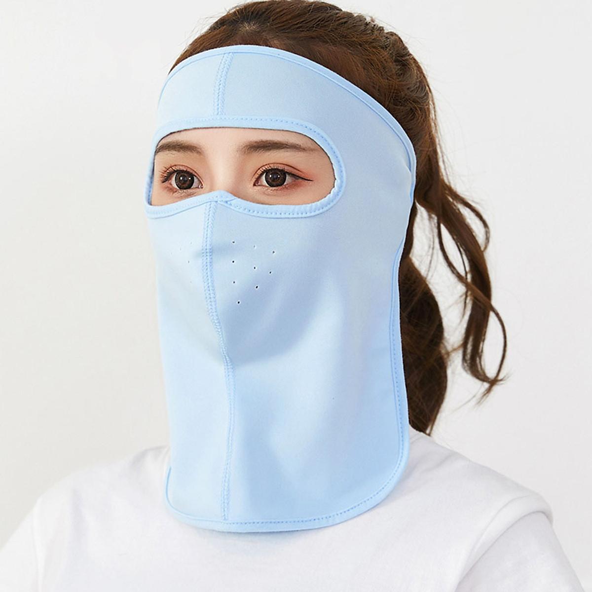 Chống nắng triệt để, Hà Trúc quẩy hẳn khẩu trang yếm ninja giá chỉ 25k chị em sẽ muốn mua theo ngay - Ảnh 5.