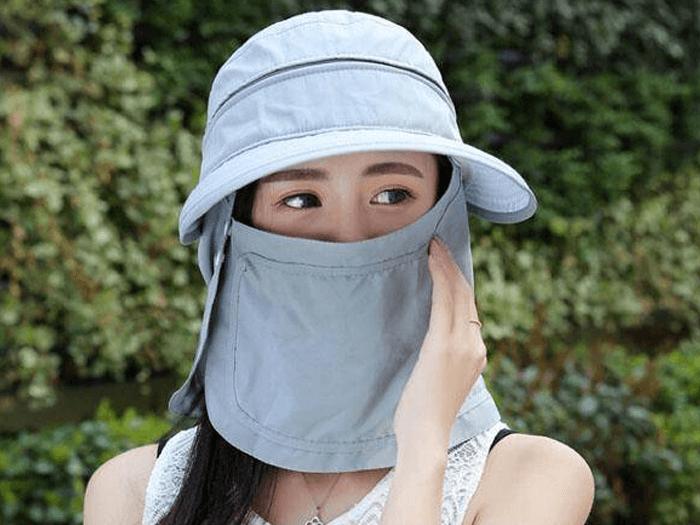 Chống nắng triệt để, Hà Trúc quẩy hẳn khẩu trang yếm ninja giá chỉ 25k chị em sẽ muốn mua theo ngay - Ảnh 6.