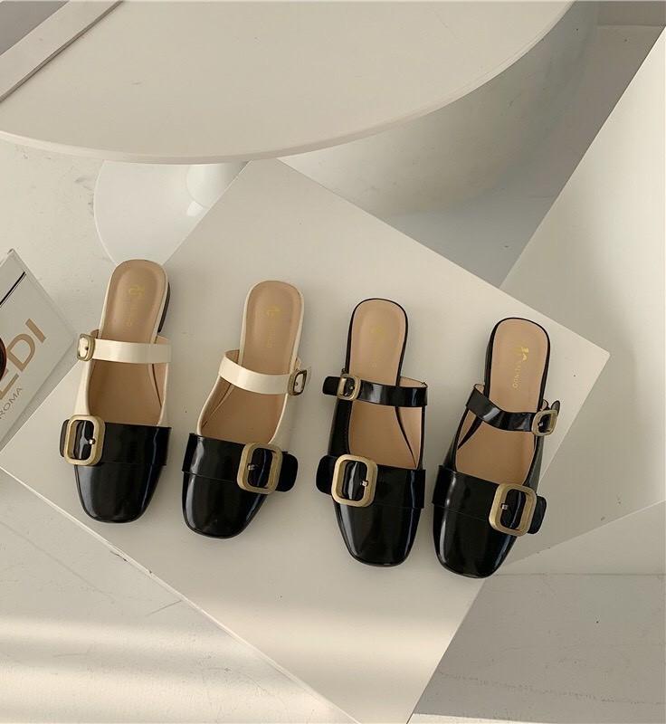 Giờ cứ diện giày mule là sang chảnh và thoải mái nhất, mình đã tìm được nhiều mẫu xinh thôi rồi cho các nàng đây - Ảnh 3.