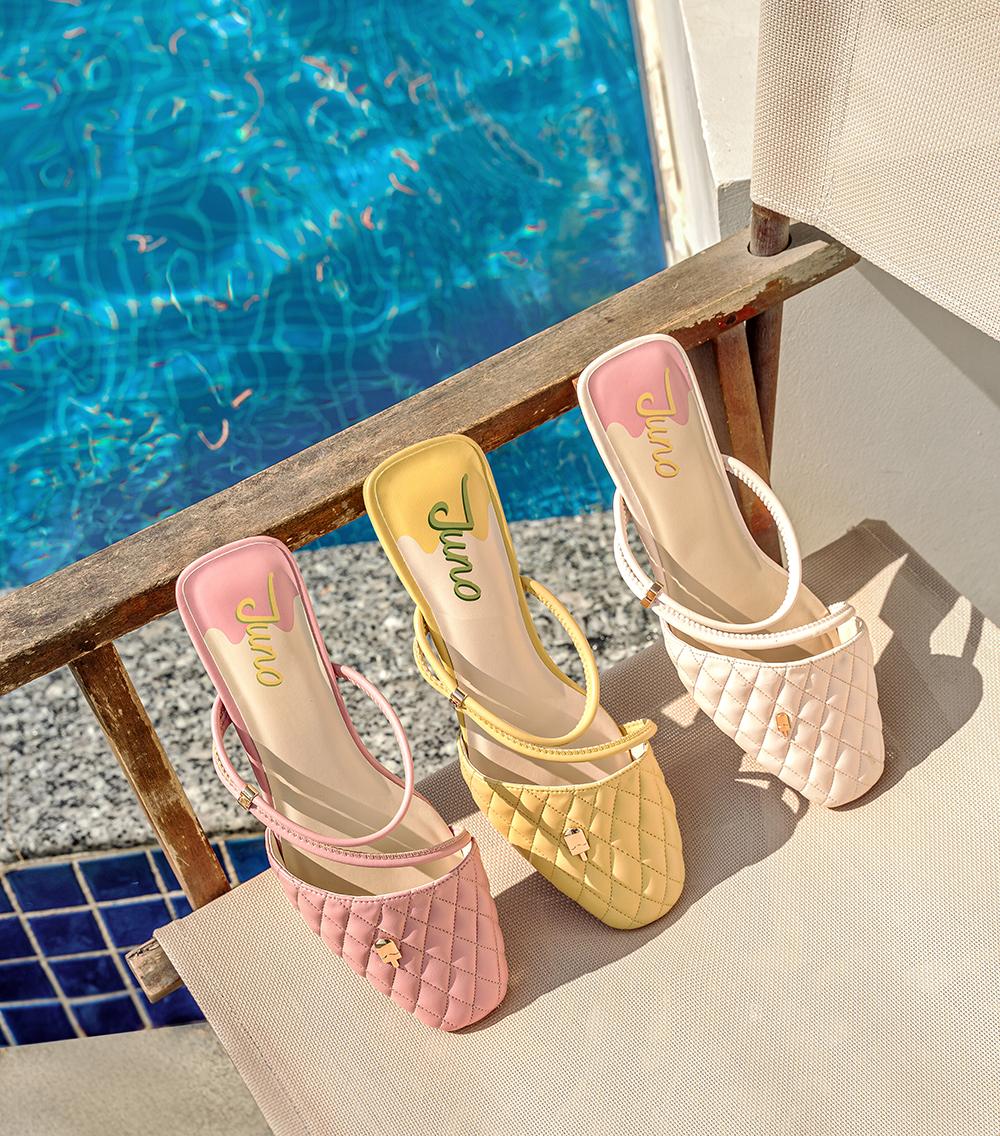 Giờ cứ diện giày mule là sang chảnh và thoải mái nhất, mình đã tìm được nhiều mẫu xinh thôi rồi cho các nàng đây - Ảnh 1.