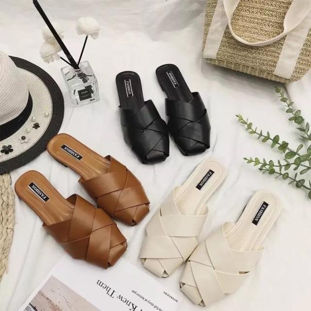 Giờ cứ diện giày mule là sang chảnh và thoải mái nhất, mình đã tìm được nhiều mẫu xinh thôi rồi cho các nàng đây - Ảnh 5.