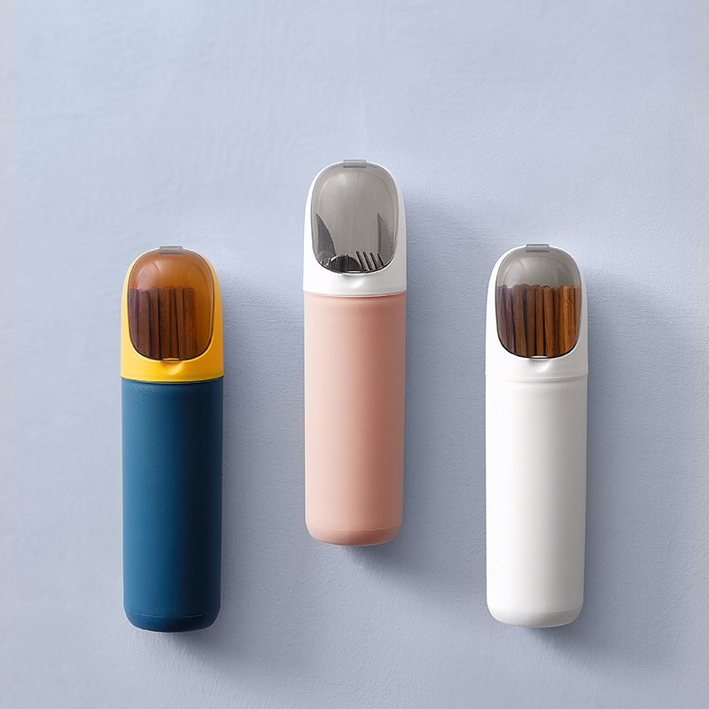 Dẹp ống cắm đũa phèn phèn đi, chuyển sang mấy loại tối giản giá chỉ từ 34k mà cực sang này thôi chị em ơi - Ảnh 2.