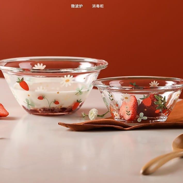 Hội chị em phù phiếm sẽ ưng: Tuyển tập bộ bát đĩa, cốc họa tiết hoa xinh mê mẩn cho mùa hè - Ảnh 3.