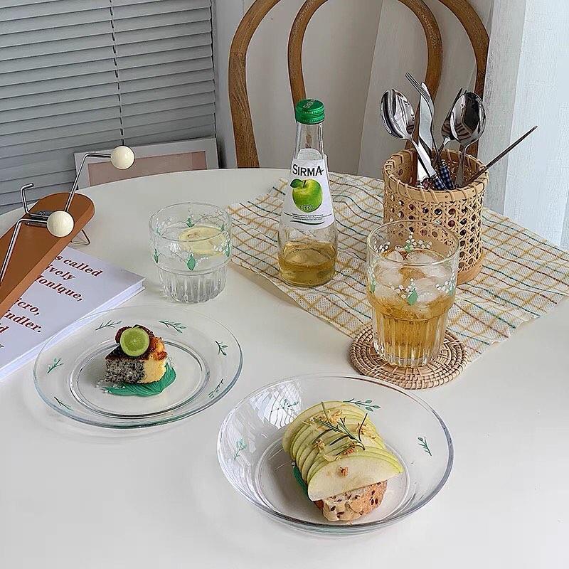 Hội chị em phù phiếm sẽ ưng: Tuyển tập bộ bát đĩa, cốc họa tiết hoa xinh mê mẩn cho mùa hè - Ảnh 2.
