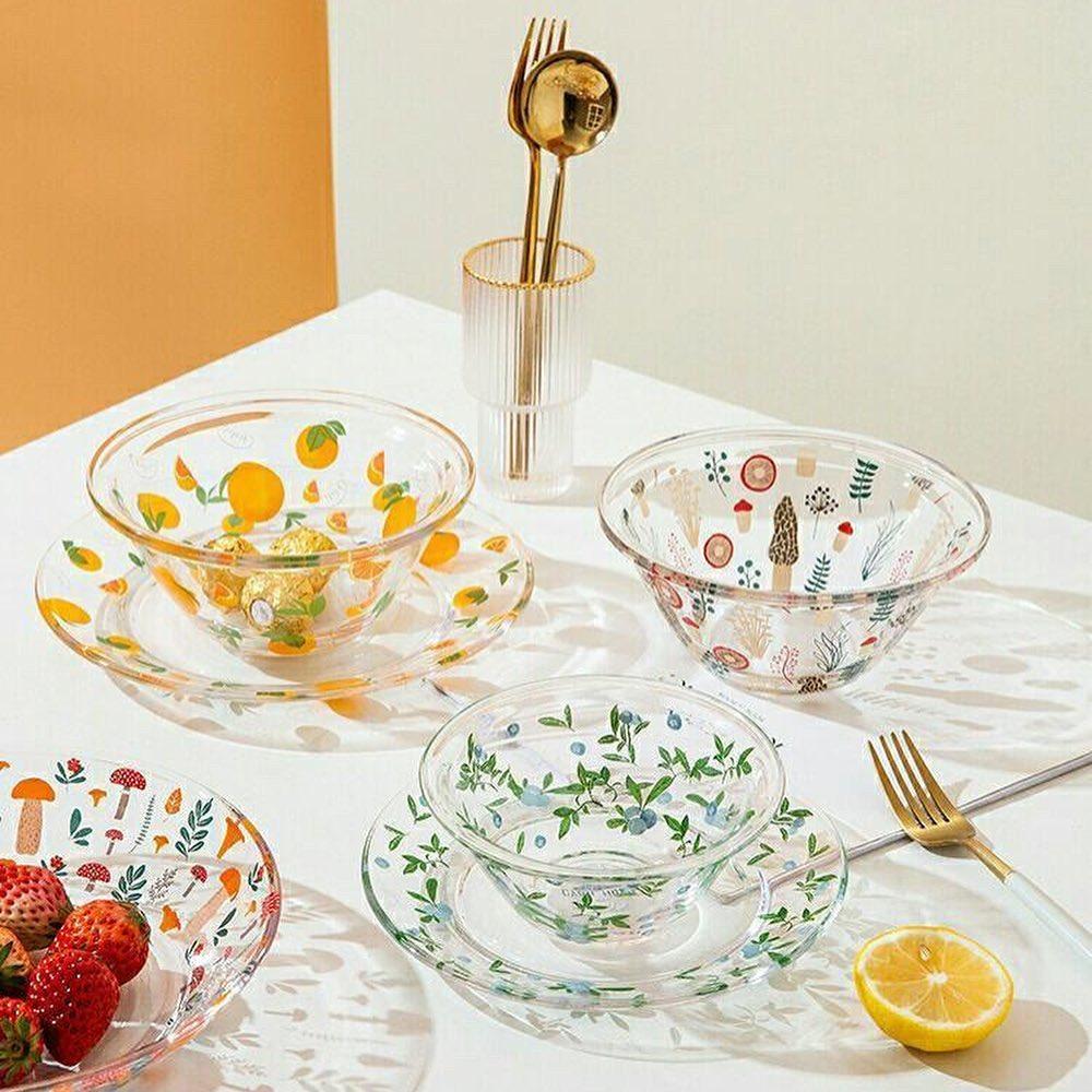 Hội chị em phù phiếm sẽ ưng: Tuyển tập bộ bát đĩa, cốc họa tiết hoa xinh mê mẩn cho mùa hè - Ảnh 6.