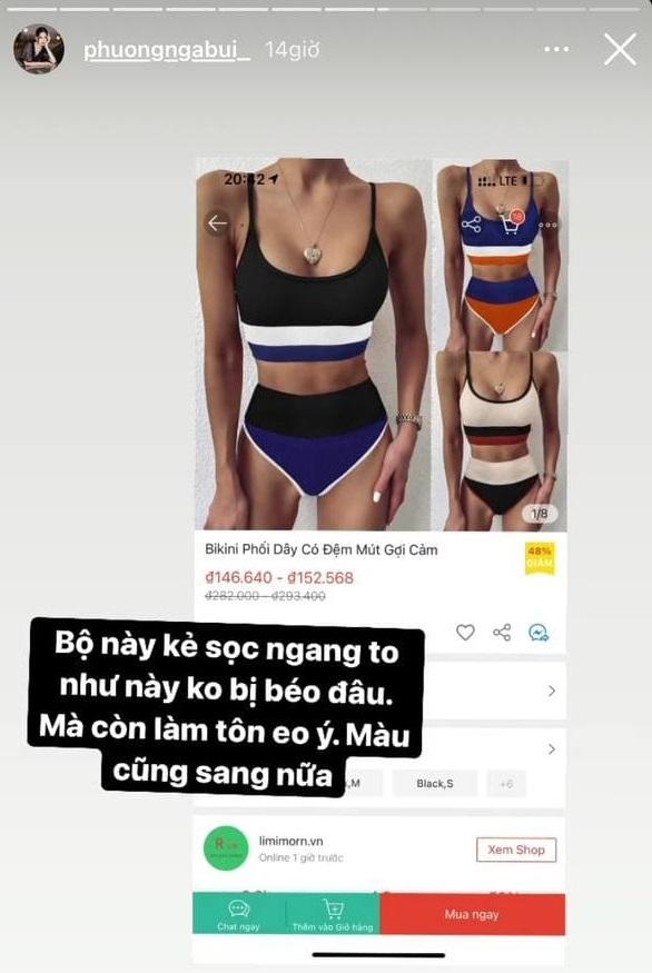 Á hậu Phương Nga mách chị em loạt bikini giá chỉ 150k cực sang chảnh lại che bụng dưới hiệu quả - Ảnh 6.