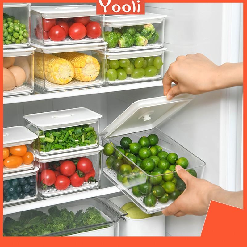 Bỏ vài chục nghìn sắm hộp đựng thực phẩm để có tủ lạnh gọn gàng, ngăn nắp như nhà Hà Tăng - Ảnh 7.