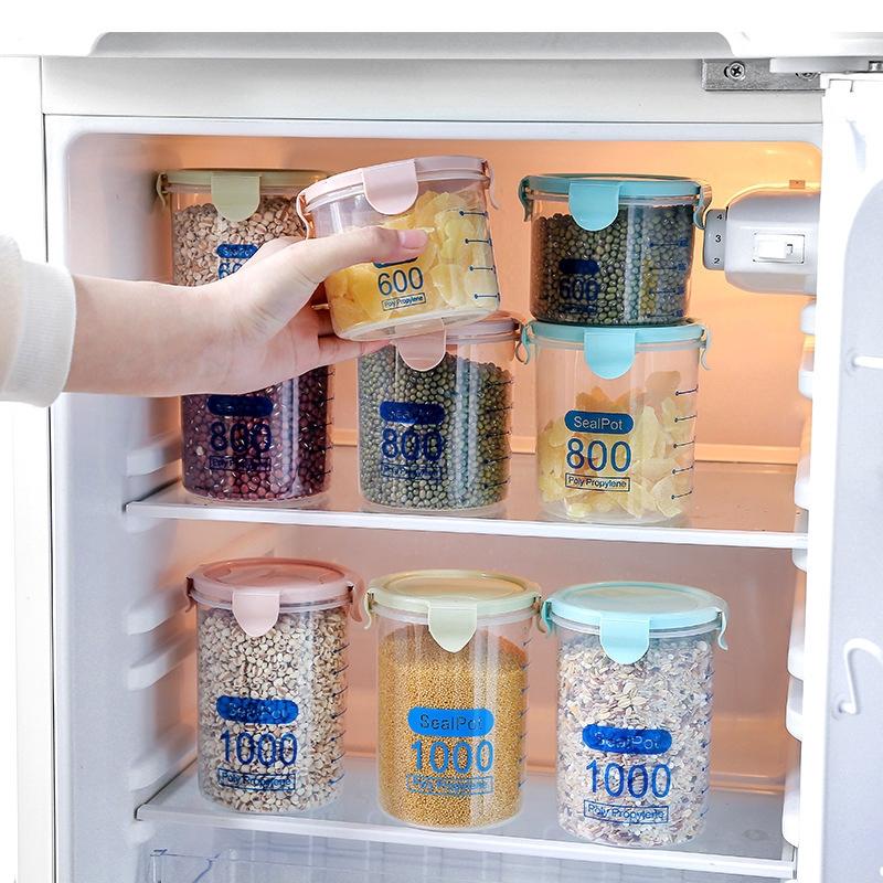 Bỏ vài chục nghìn sắm hộp đựng thực phẩm để có tủ lạnh gọn gàng, ngăn nắp như nhà Hà Tăng - Ảnh 5.