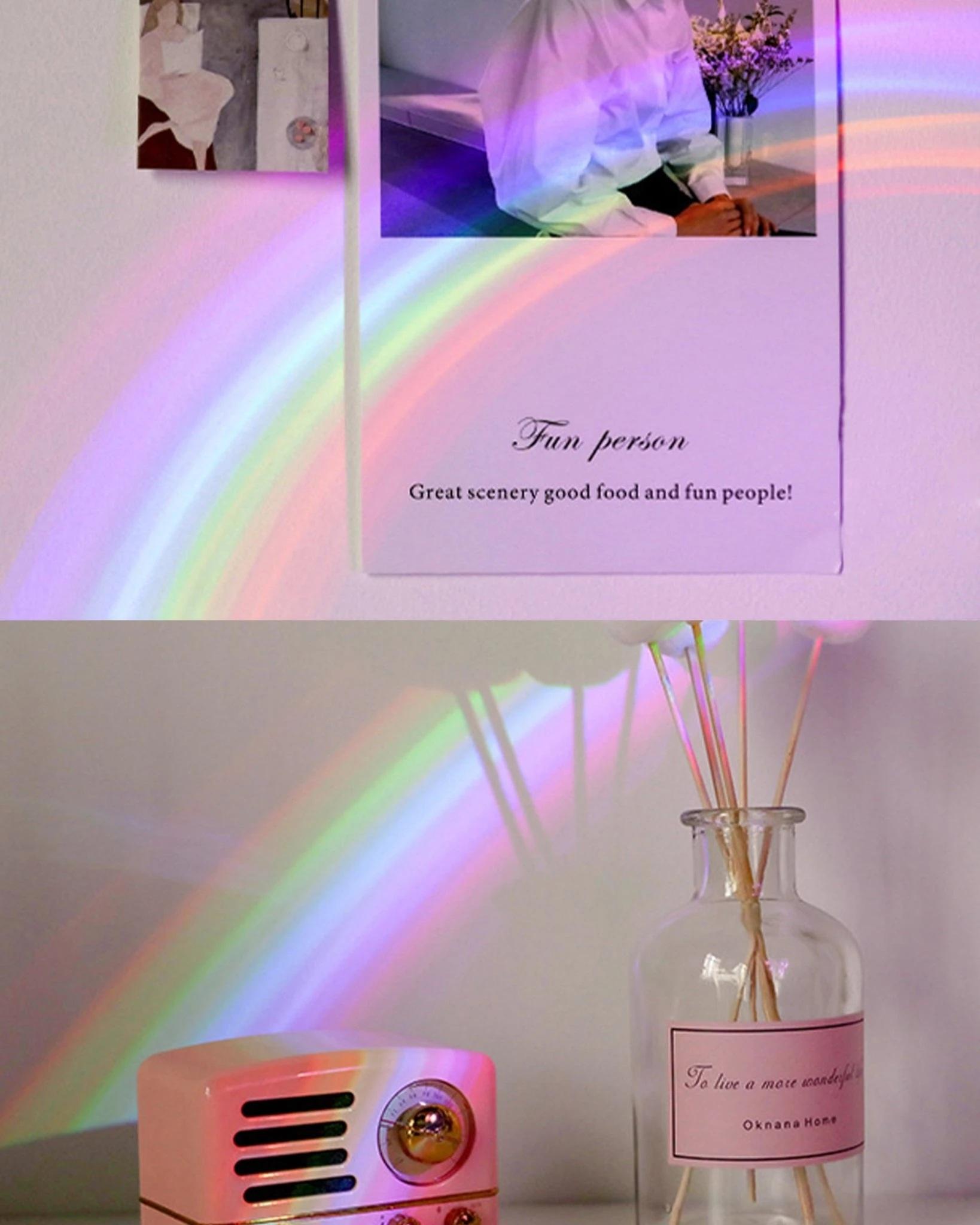 """Để phòng riêng """"nghệ như của Rosé, các fan hãy tậu ngay 6 loại đèn ngủ ảo diệu này - Ảnh 3."""