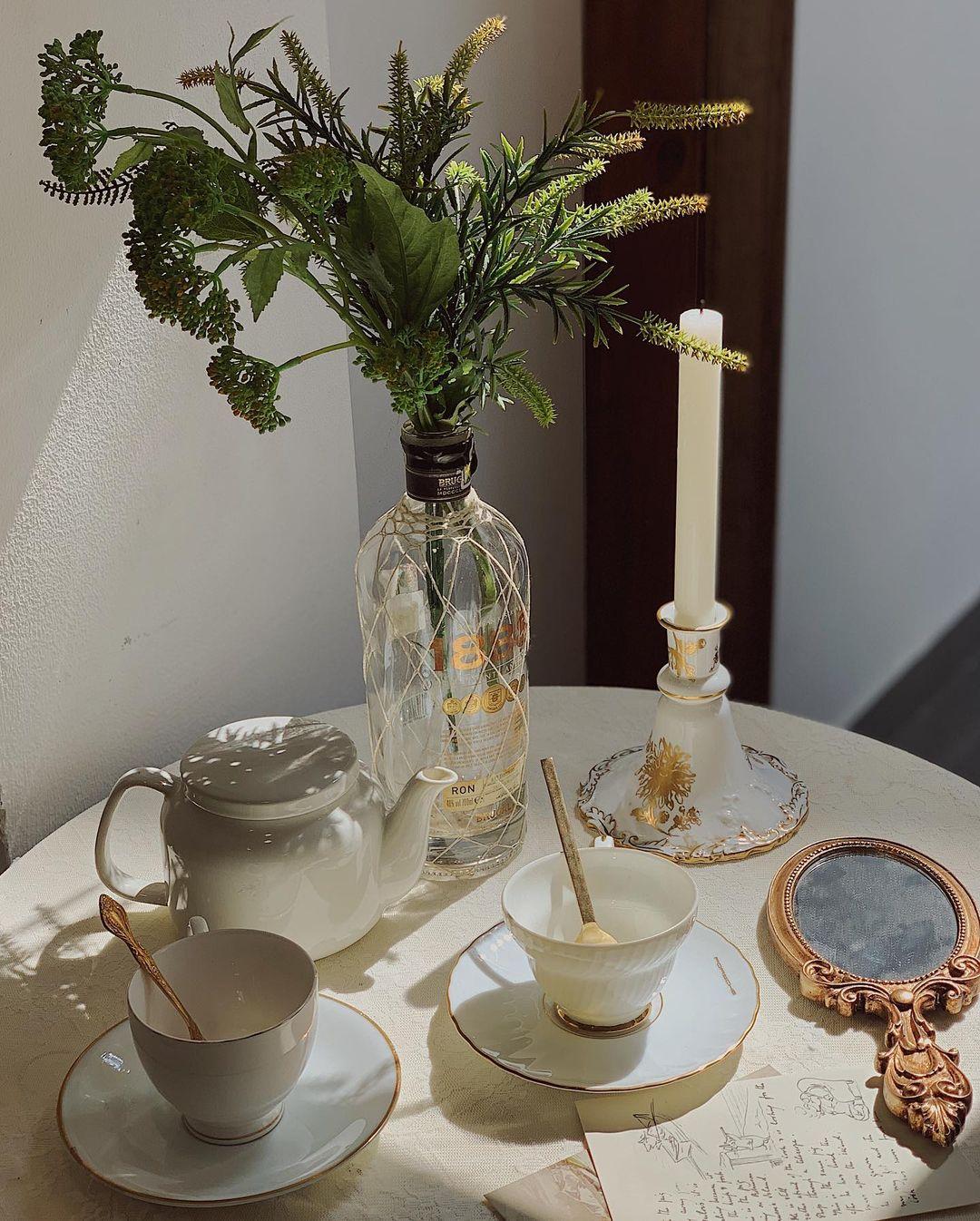 Mở tiệc trà ngay tại nhà với những bộ ấm tách đẹp long lanh chanh sả giá chỉ từ 250k - Ảnh 2.