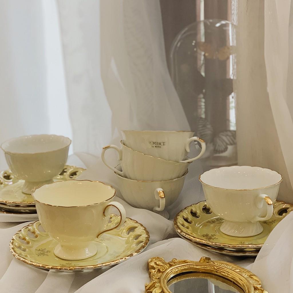 Mở tiệc trà ngay tại nhà với những bộ ấm tách đẹp long lanh chanh sả giá chỉ từ 250k - Ảnh 6.