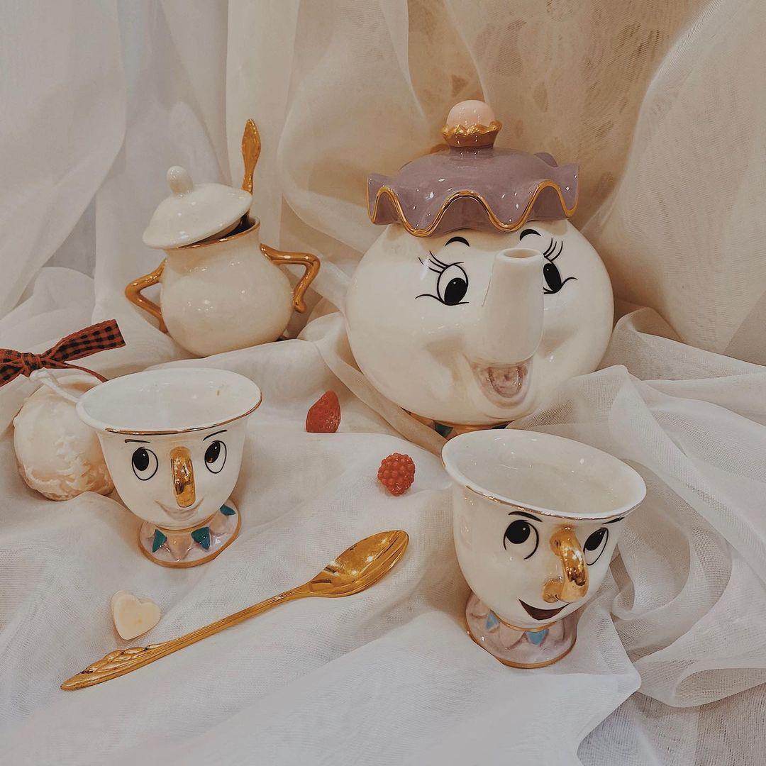 Mở tiệc trà ngay tại nhà với những bộ ấm tách đẹp long lanh chanh sả giá chỉ từ 250k - Ảnh 5.