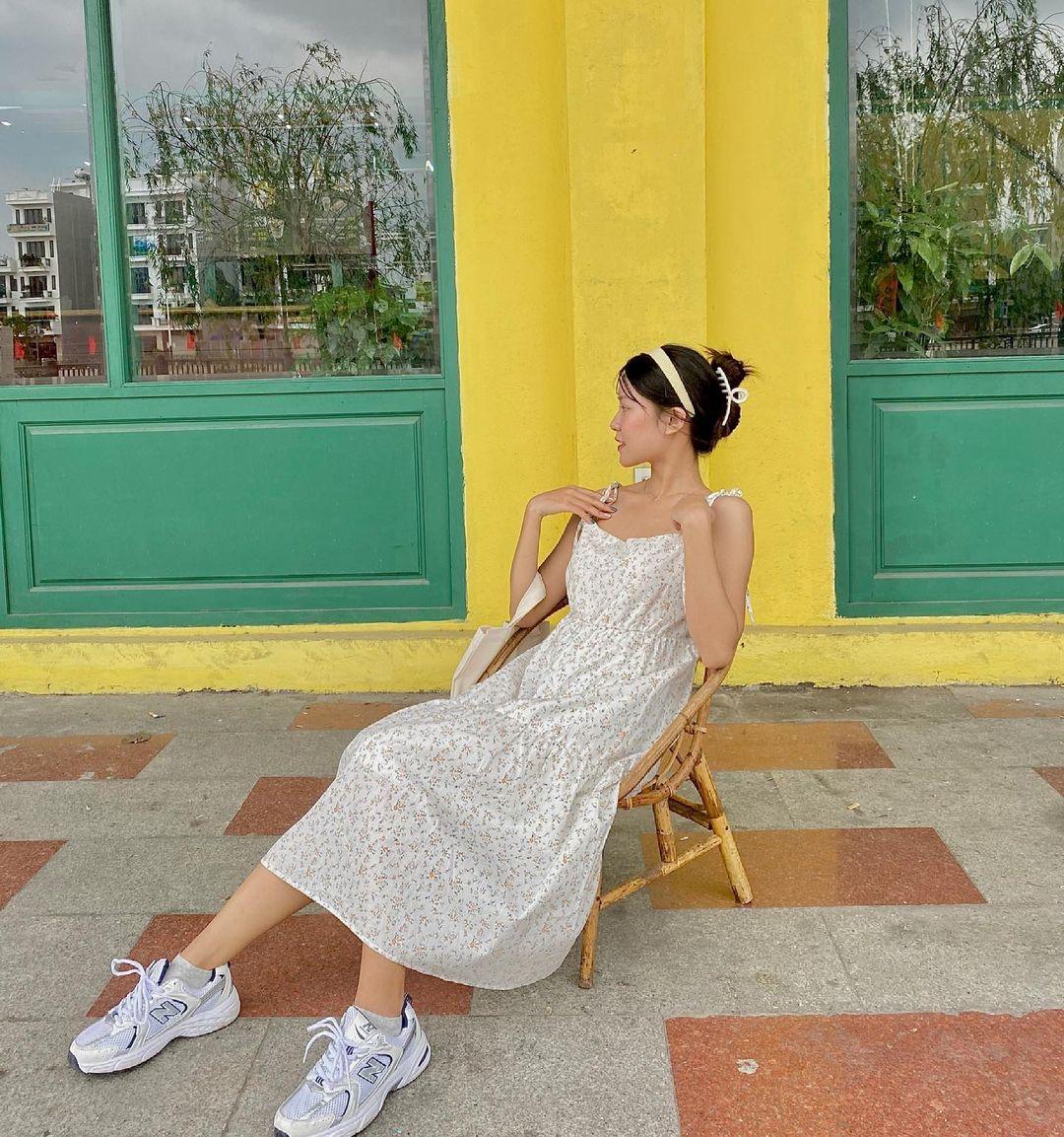 Chị em nhờ tìm váy hoa, Xoài Non trả hàng luôn vài mẫu xinh tươi giá rẻ giật mình chỉ từ 89k - Ảnh 6.