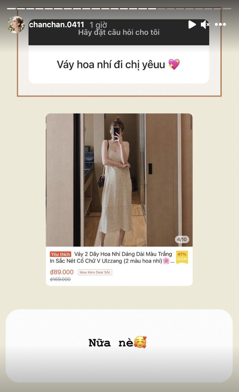 Chị em nhờ tìm váy hoa, Xoài Non trả hàng luôn vài mẫu xinh tươi giá rẻ giật mình chỉ từ 89k - Ảnh 3.
