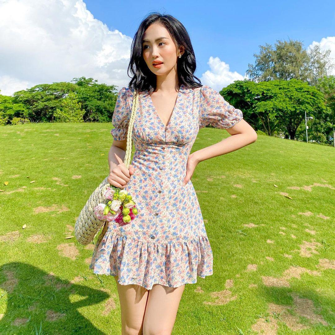 Chị em nhờ tìm váy hoa, Xoài Non trả hàng luôn vài mẫu xinh tươi giá rẻ giật mình chỉ từ 89k - Ảnh 10.