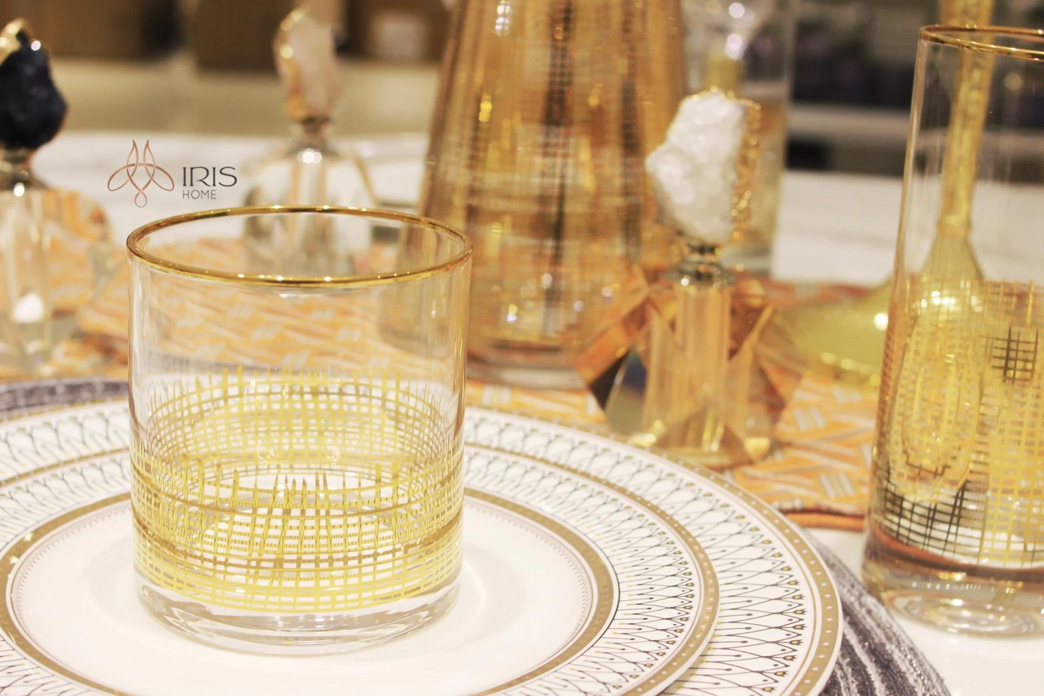 Bỏ 200k sắm cốc mạ vàng để uống miếng nước cũng sang như bà Phương Hằng chủ Đại Nam - Ảnh 3.