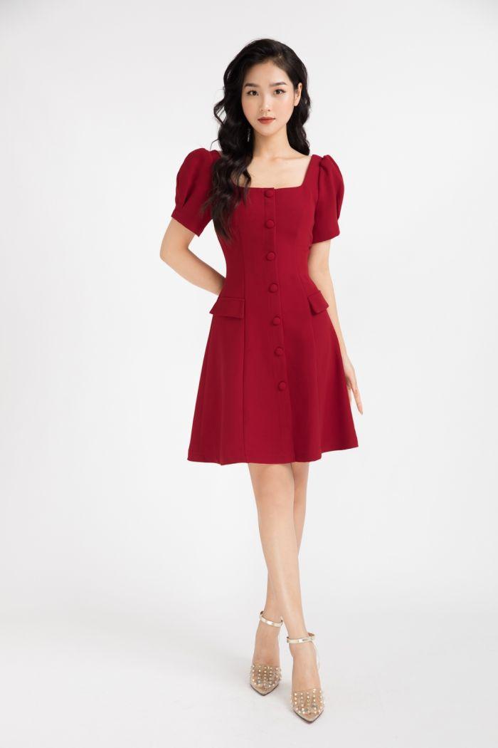 Hà Hồ - Lương Thùy Linh đụng váy Zara màu đỏ chứng minh hè này chị em nhất định nên sắm một chiếc - Ảnh 7.
