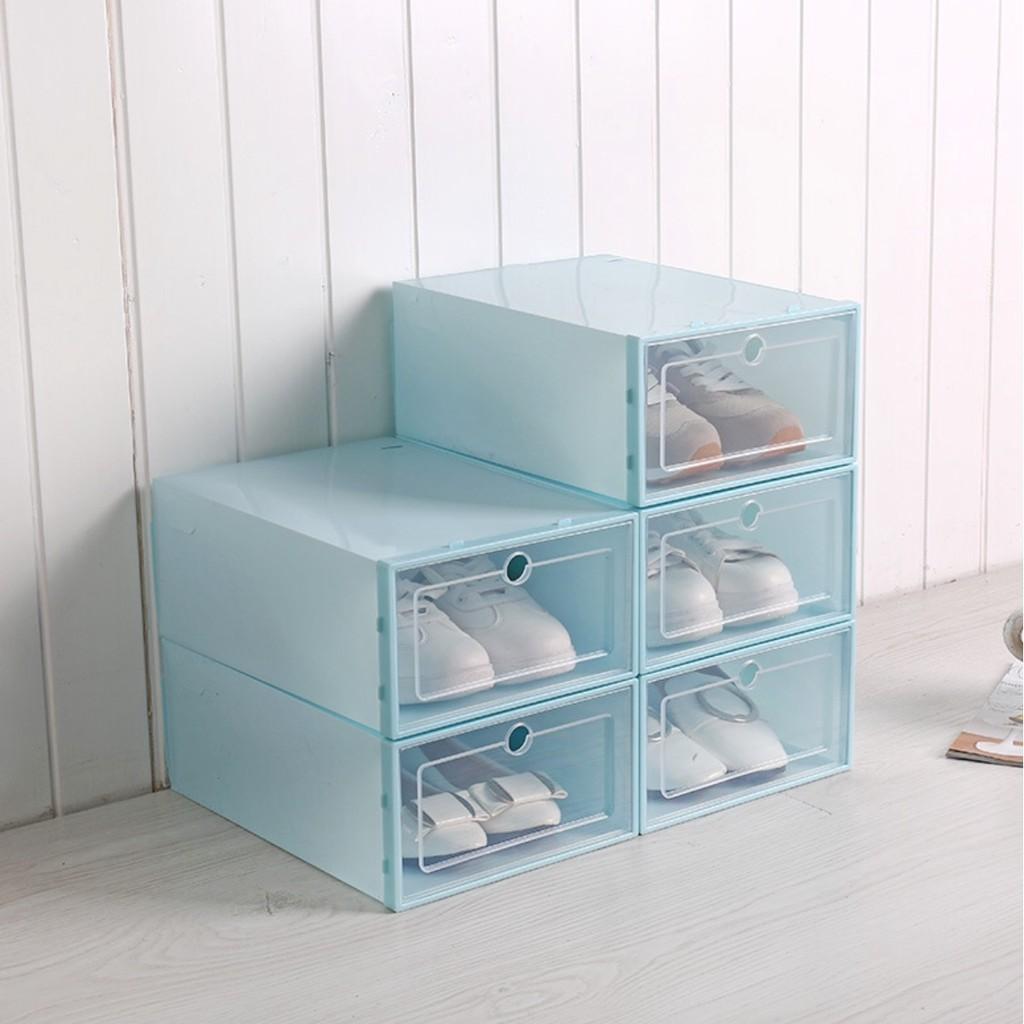 Tiếc chi vài chục nghìn sắm hộp đựng giày: Nhà gọn hơn, giày cũng được bảo quản tốt - Ảnh 5.