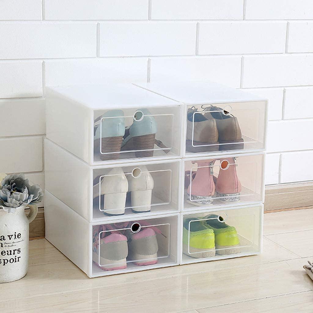 Tiếc chi vài chục nghìn sắm hộp đựng giày: Nhà gọn hơn, giày cũng được bảo quản tốt - Ảnh 1.