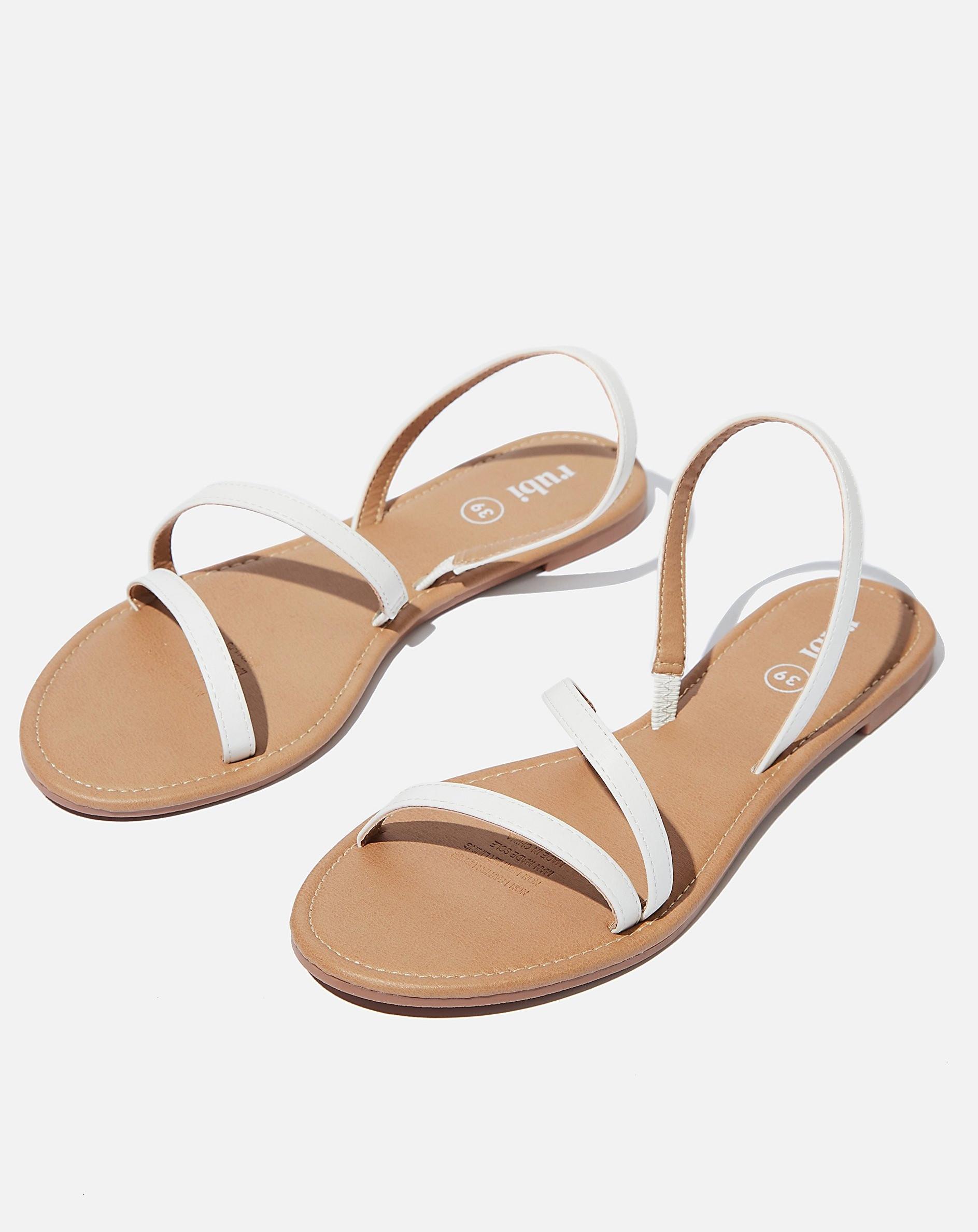 Hà Trúc khoe đôi sandals bệt cực xinh và êm chân, nhiều chị em xem xong sẽ muốn mua theo ngay - Ảnh 6.