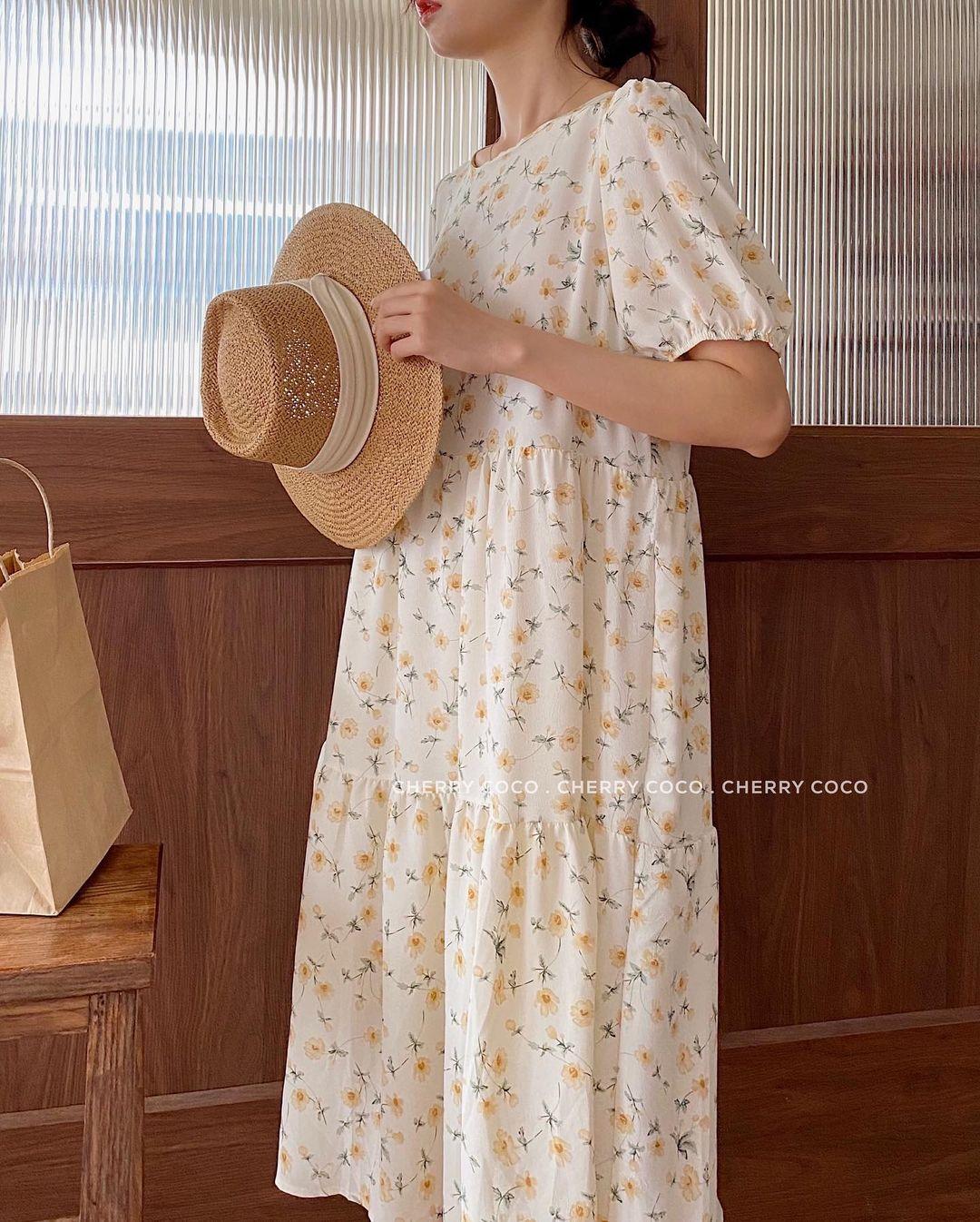 Thiều Bảo Trâm diện toàn váy hoa xinh ngất trong MV mới, bỏ vài ba trăm là bạn sắm được váy xinh ngang ngửa - ảnh 13