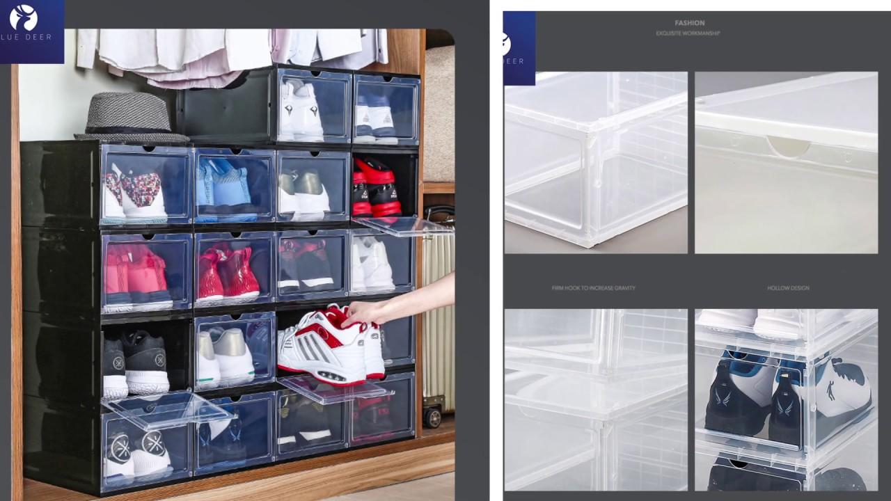 Tiếc chi vài chục nghìn sắm hộp đựng giày: Nhà gọn hơn, giày cũng được bảo quản tốt - Ảnh 2.