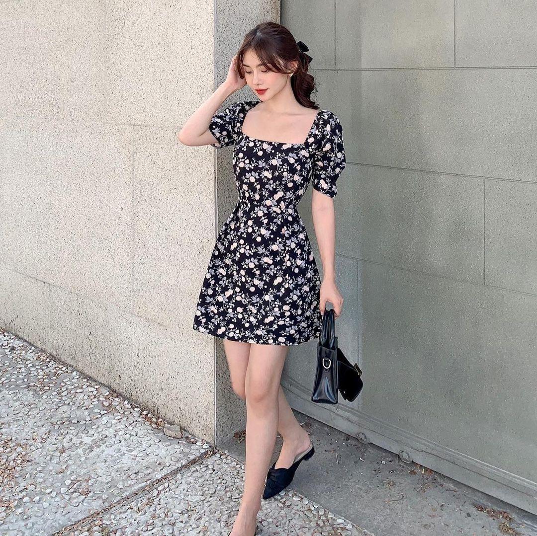 Thiều Bảo Trâm diện toàn váy hoa xinh ngất trong MV mới, bỏ vài ba trăm là bạn sắm được váy xinh ngang ngửa - ảnh 16