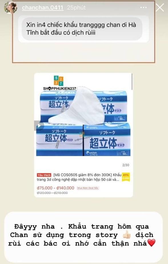 Sao và KOL Việt dùng khẩu trang gì: Đủ loại tốt từ rẻ đến đắt, riêng Khánh Linh có hẳn loại 3,5 triệu - Ảnh 2.