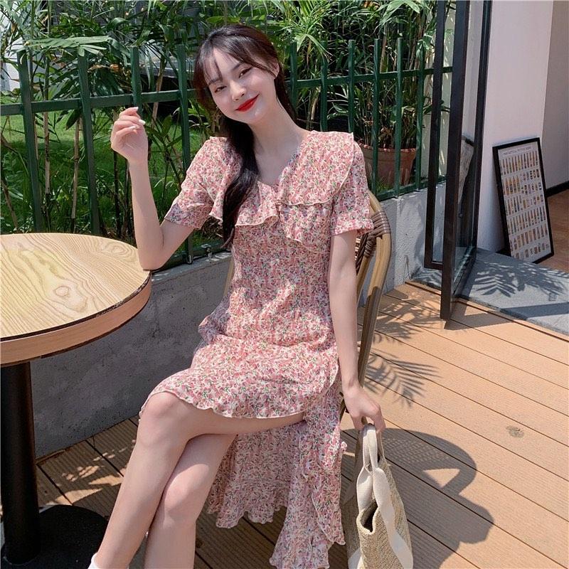 Thiều Bảo Trâm diện toàn váy hoa xinh ngất trong MV mới, bỏ vài ba trăm là bạn sắm được váy xinh ngang ngửa - ảnh 10
