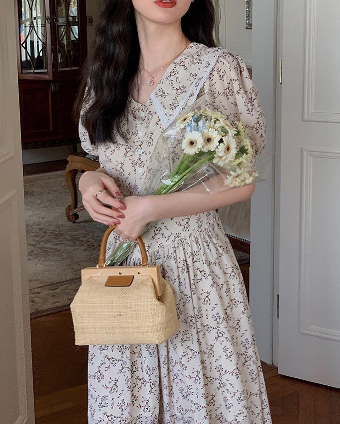 Thiều Bảo Trâm diện toàn váy hoa xinh ngất trong MV mới, bỏ vài ba trăm là bạn sắm được váy xinh ngang ngửa - ảnh 22