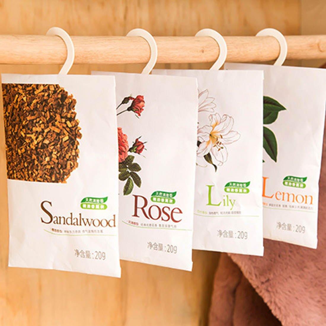 Túi thơm để tủ quần áo toàn mùi dễ chịu giá lại rẻ bèo, sắm cả lố về dùng dần chị em ơi - Ảnh 6.