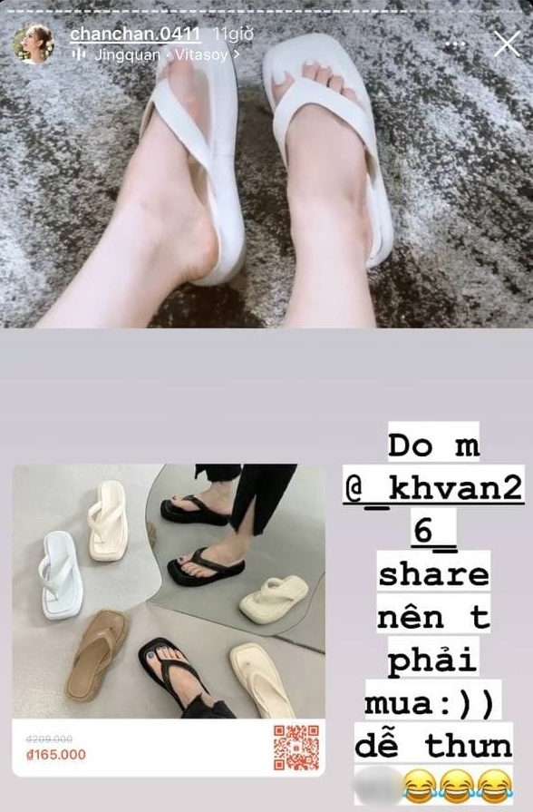 Xoài Non vừa sắm loạt giày dép, túi xách chỉ 100k - 200k mà xinh dễ sợ, chị em tội gì không mua theo - Ảnh 4.